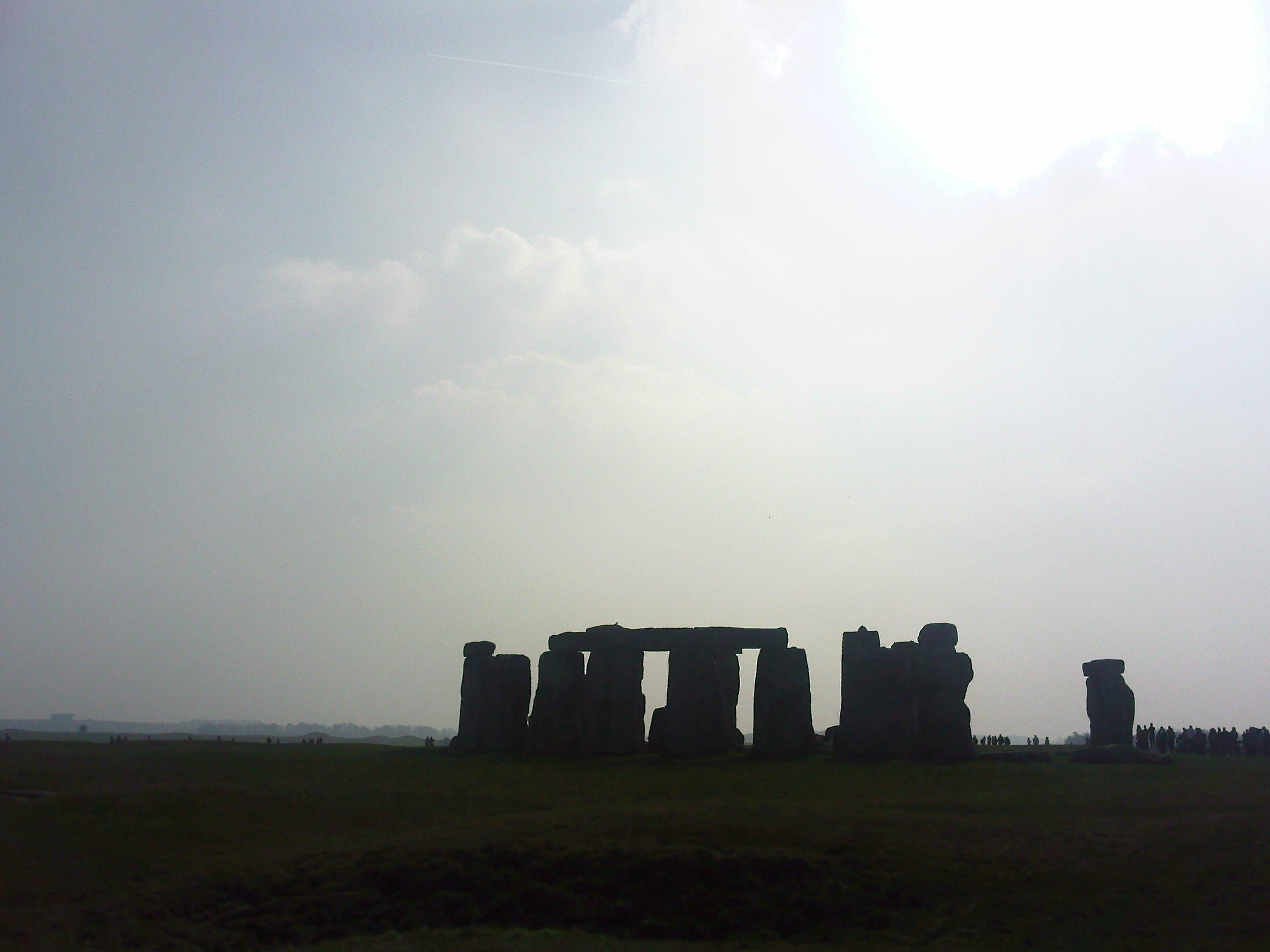 Druid Sacred Sites - Stonehenge
