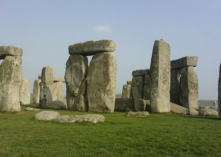Druid Sacred Sites - Stonehenge