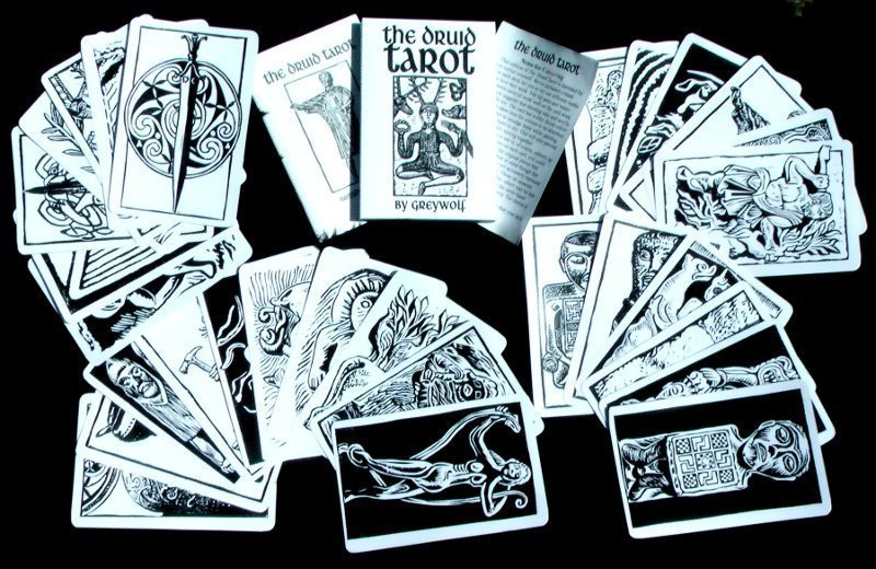 The Druid Tarot